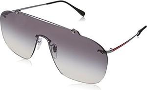Prada Linea Rossa – Prada Linea Rossa Core SPS 51ts, okulary przeciwsłoneczne Mono szyby metalowe Pan