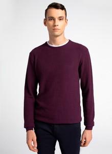 Fioletowy sweter Pako Lorente