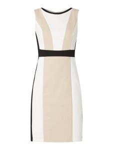 Sukienka S.Oliver Black Label bez rękawów midi z bawełny