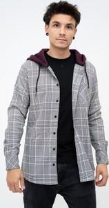 Koszula Urban Classics z długim rękawem z bawełny