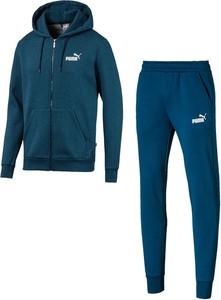 Niebieski dres Puma