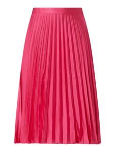 Różowa spódnica Jake*s Collection z satyny