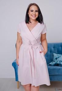 Sukienka tono.sklep.pl z krótkim rękawem mini