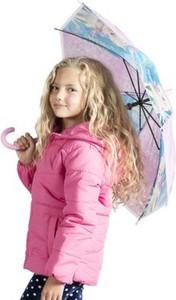 Różowa kurtka dziecięca Txm.pl z plaru