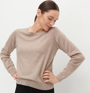 Sweter Reserved z wełny