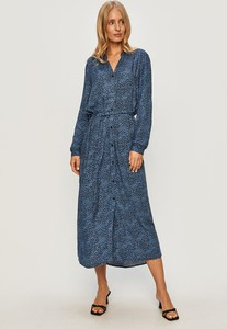 Sukienka JACQUELINE DE YONG midi z tkaniny