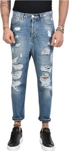 Niebieskie jeansy Xagon w street stylu