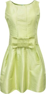 Zielona sukienka Fokus mini