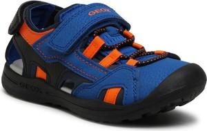 Buty dziecięce letnie Geox dla chłopców