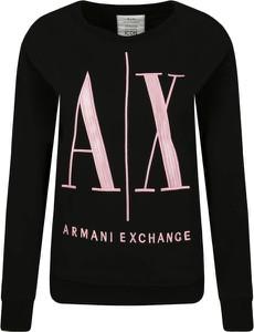 Bluza Armani Exchange krótka