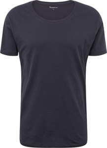 T-shirt Knowledge Cotton Apparel z krótkim rękawem z dżerseju