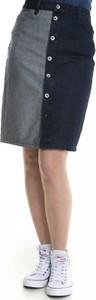Spódnica Big Star z jeansu mini