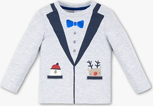 Koszulka dziecięca Baby Club z bawełny dla chłopców
