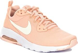Sneakersy Nike z płaską podeszwą motion