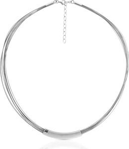 Naszyjnik srebrny W.KRUK SAR/NS217