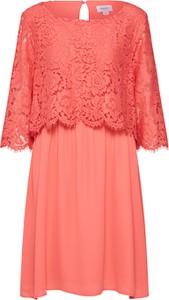 Sukienka Saint Tropez mini z dżerseju