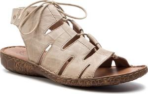 54cd00233424e sandały damskie josef seibel - stylowo i modnie z Allani