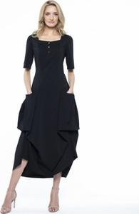 Czarna sukienka L'AF