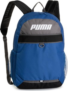 nowy przyjeżdża wielka wyprzedaż uk gładki plecak puma niebieski - stylowo i modnie z Allani