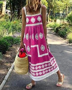 Sukienka Kendallme z dekoltem w kształcie litery v maxi na ramiączkach