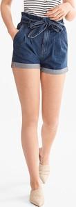Szorty CLOCKHOUSE z jeansu w stylu casual