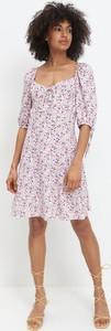 Sukienka Mohito trapezowa mini