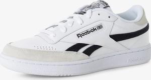 Buty sportowe Reebok sznurowane z tkaniny
