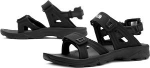 Czarne buty letnie męskie The North Face