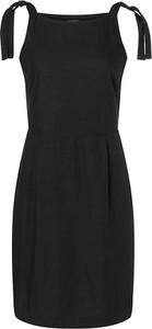 Czarna sukienka Timezone mini