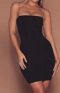 Sukienka Sandbella bez rękawów hiszpanka mini