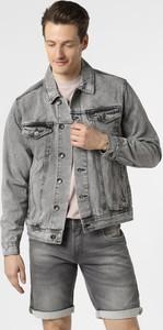 Kurtka Redefined Rebel krótka z jeansu w stylu casual