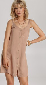 Sukienka Renee w stylu casual prosta mini