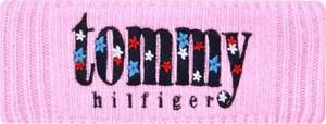 Tommy Hilfiger Opaska TOMMY FLOWER | z dodatkiem wełny