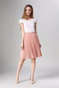 Różowa spódnica Yaze