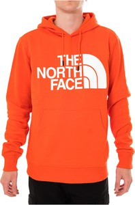 Pomarańczowa bluza The North Face