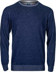 Niebieski sweter WARESHOP w stylu casual