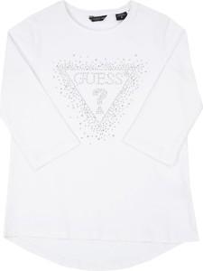 Bluzka dziecięca Guess z długim rękawem
