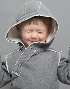 Bluza dziecięca CZACHOR z bawełny