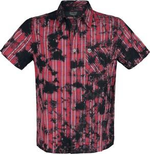 Koszula Emp z bawełny z krótkim rękawem