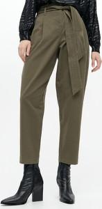 Zielone spodnie Reserved