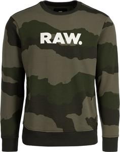 Zielona bluza G-Star Raw