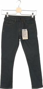 Zielone jeansy dziecięce ZARA
