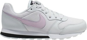 Buty sportowe Nike md runner z płaską podeszwą