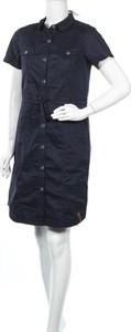Niebieska sukienka Icepeak z krótkim rękawem