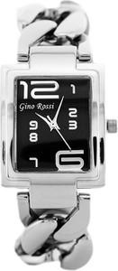 GINO ROSSI - 6949B (zg507c) silver/graphite - Srebrny