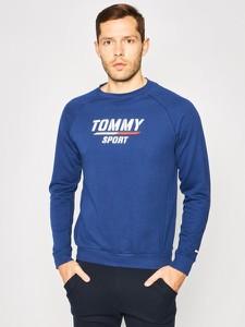 Niebieska bluza Tommy Sport