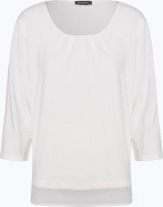 T-shirt Samoon z szyfonu