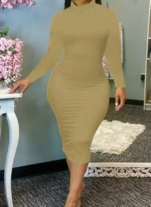 Sukienka Cikelly w stylu casual midi ołówkowa