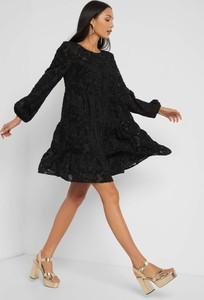 Sukienka ORSAY z długim rękawem mini trapezowa