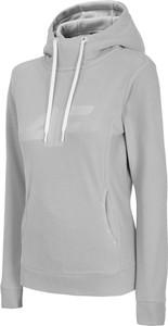 Bluza 4F krótka z plaru w stylu casual